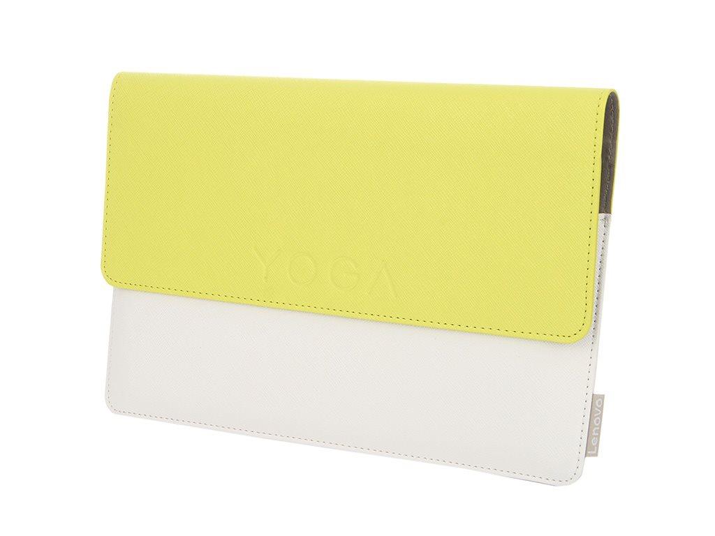 """Lenovo Yoga TAB 3 10,1"""" Sleeve case - žlutý"""