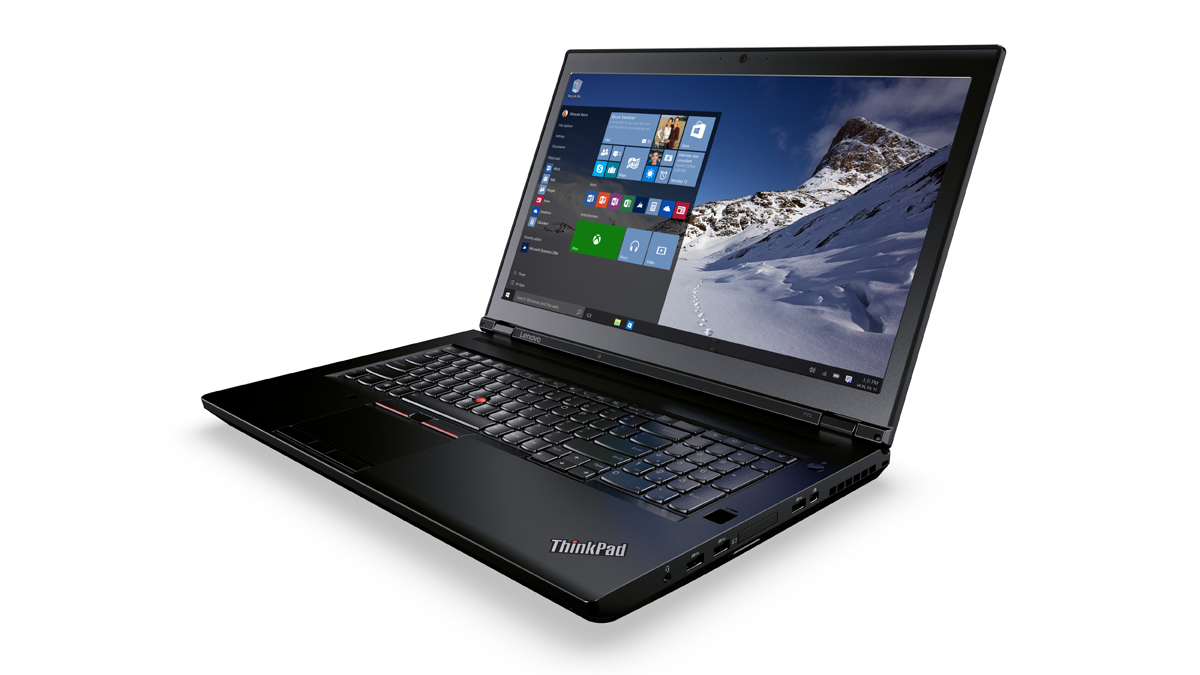 "Lenovo ThinkPad P70 i7-6700HQ/8GB/256GB SSD/DVD±RW/Quadro M600M/17,3""FHD IPS/Win7PRO+Win10PRO/Black"