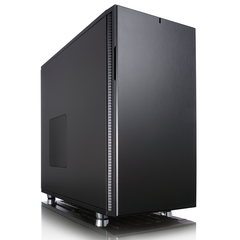 FRACTAL DESIGN skříň DEFINE R5 USB 3.0 Blackout Edition, bez zdroje