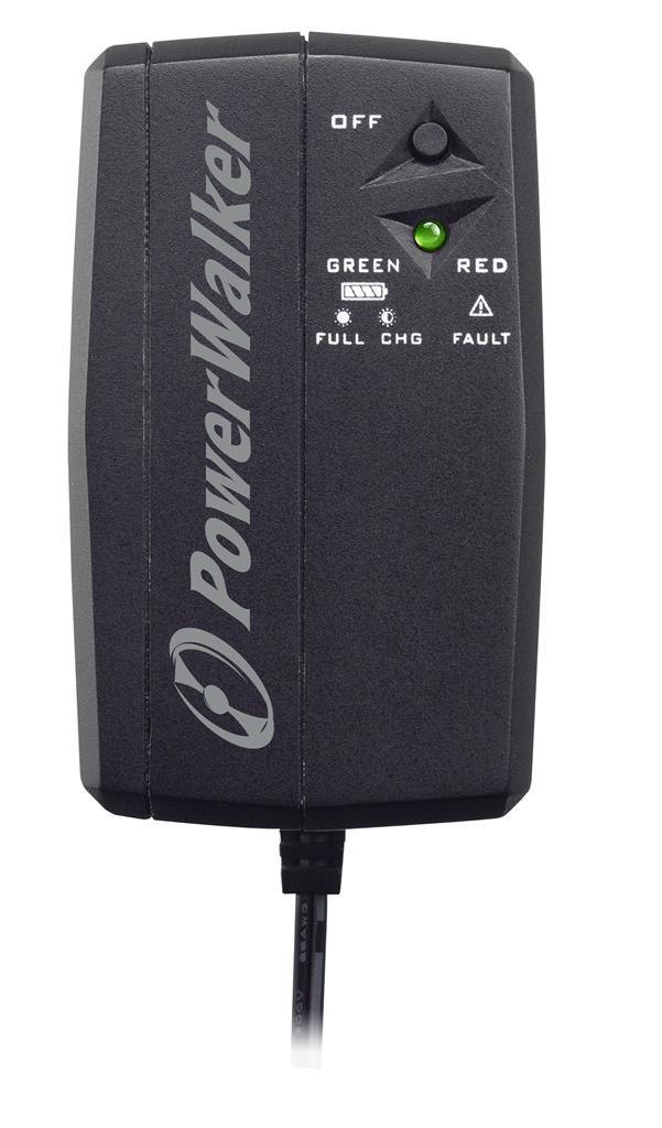 Power Walker UPS DC/Buffering power supply 12V / 2,1A / 25W / 2,6AH Battery