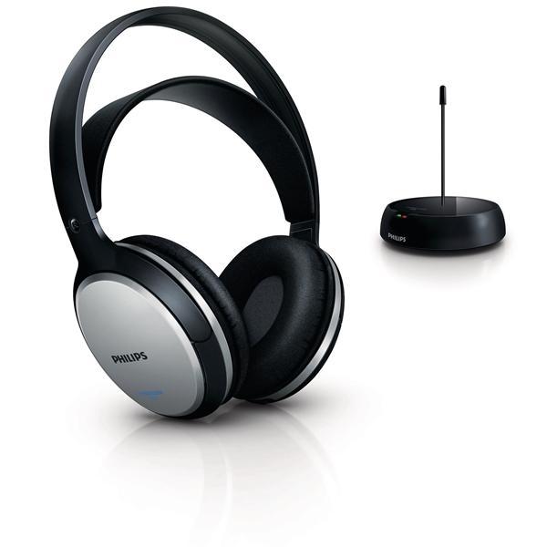 Sluchátka Philips SHC5100, bezdrátová