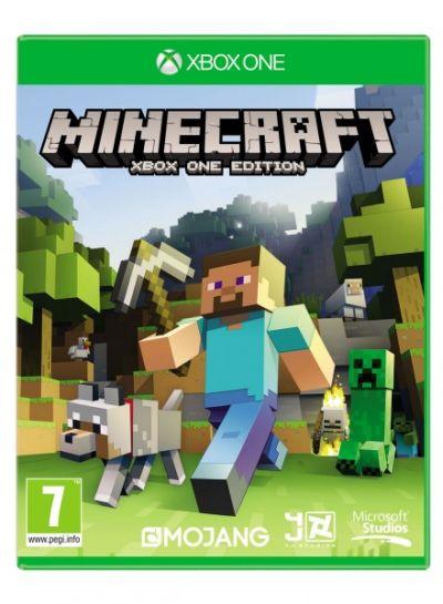 Microsoft XBox One hra Minecraft