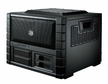 Cooler Master PC skříň HAF XB černá (bez zdroje)
