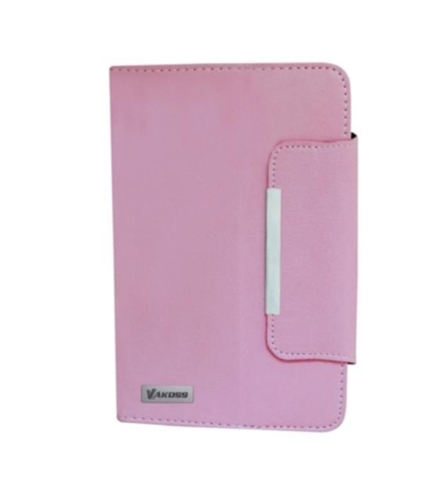 VAKOSS Pouzdro na tablet 7'' CT-3820P růžová