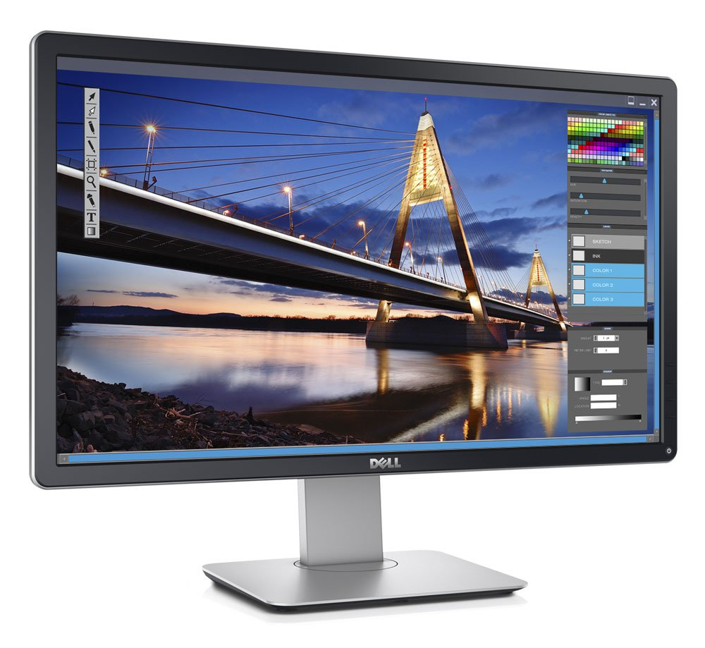 "Dell UltraSharp UP2716D 27""/QHD 2560x1440/1000:1/6ms/2xHDMI/DP/mDP/USB 3.0/IPS panel/cerny"