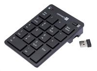 CONNECT IT numerická klávesnice bezdrátová / Numpad bezdrátový
