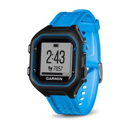 Garmin Forerunner 25 Black/Blue (vel. XL)