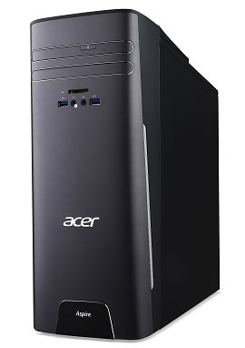 Acer Aspire T3-710 i7-6700/8GB+8GB/2TB/GTX745/DVDRW/802.11 ac/a/b/g/n/BT/W10 Home