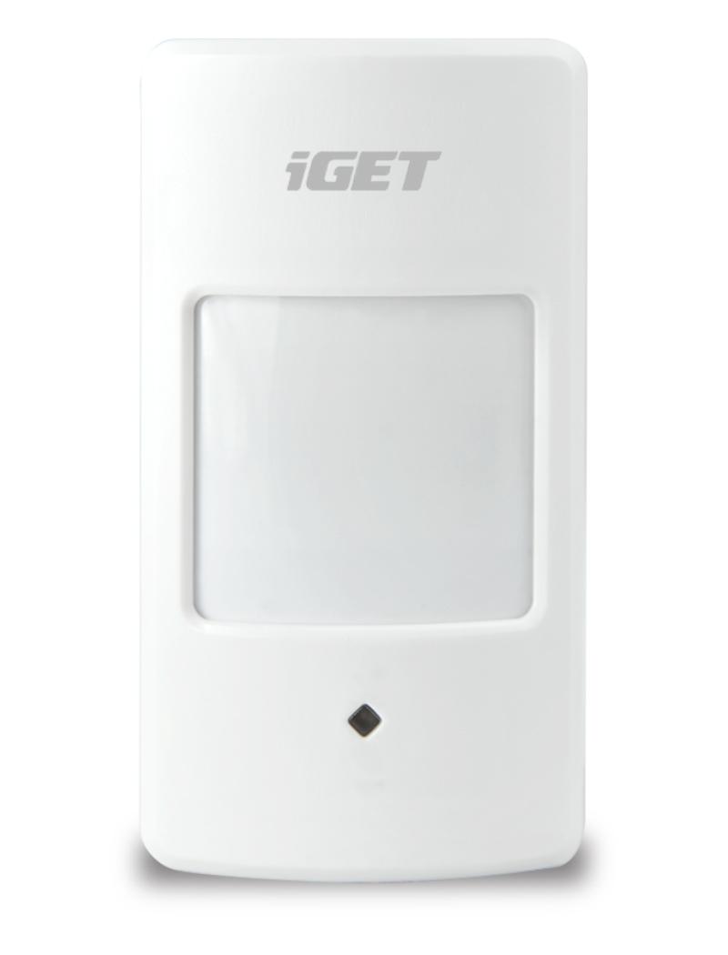 iGET SECURITY M3P1 - bezdrátový pohybový PIR detek