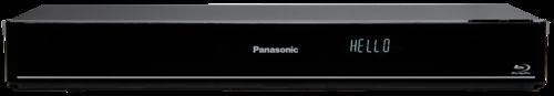 Blu-ray přehrávač Panasonic DMR-BST650EG černý