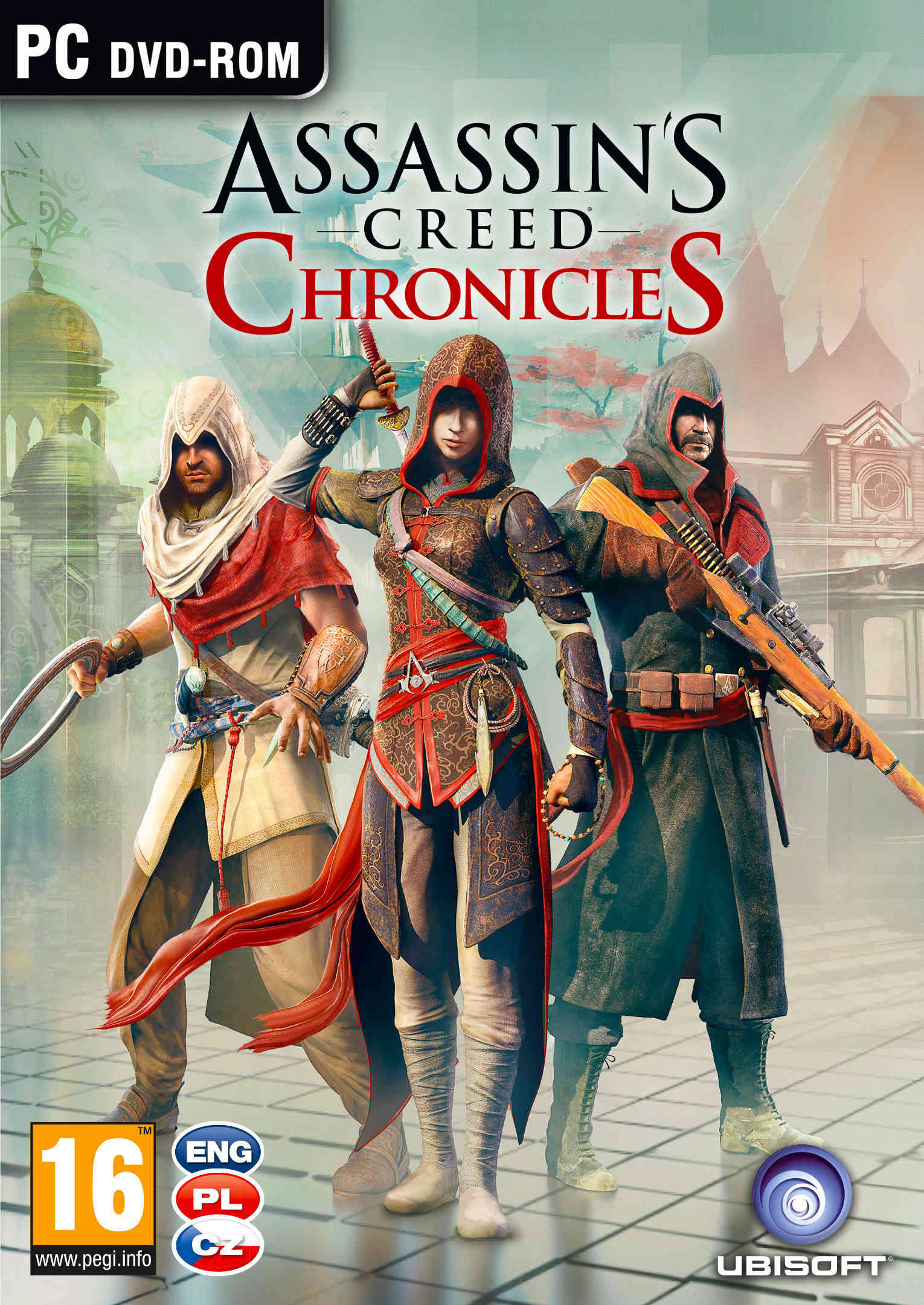 PC CD - Assassins Creed Chronicles