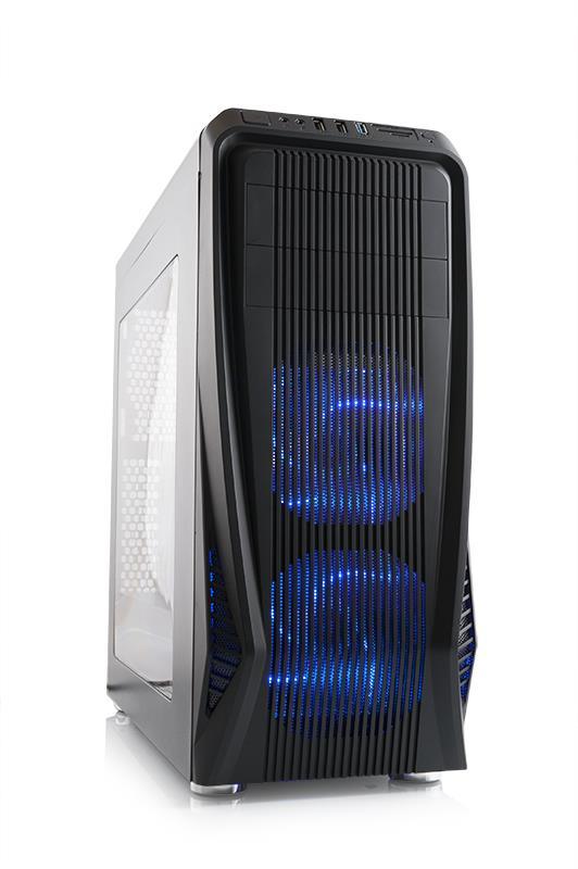 MODECOM PC skříň C 3 / bez zdroje