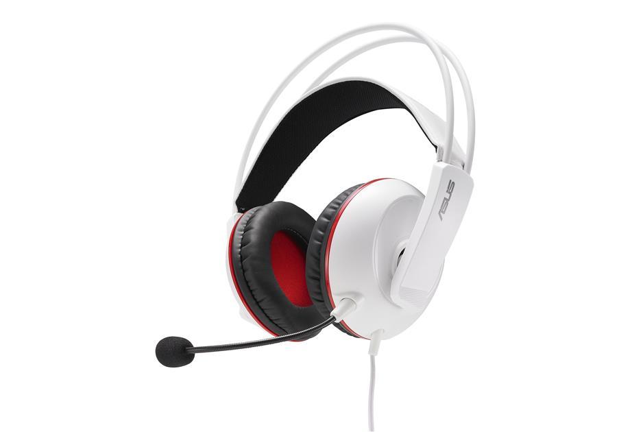 ASUS Cerberus arctic gaming headset
