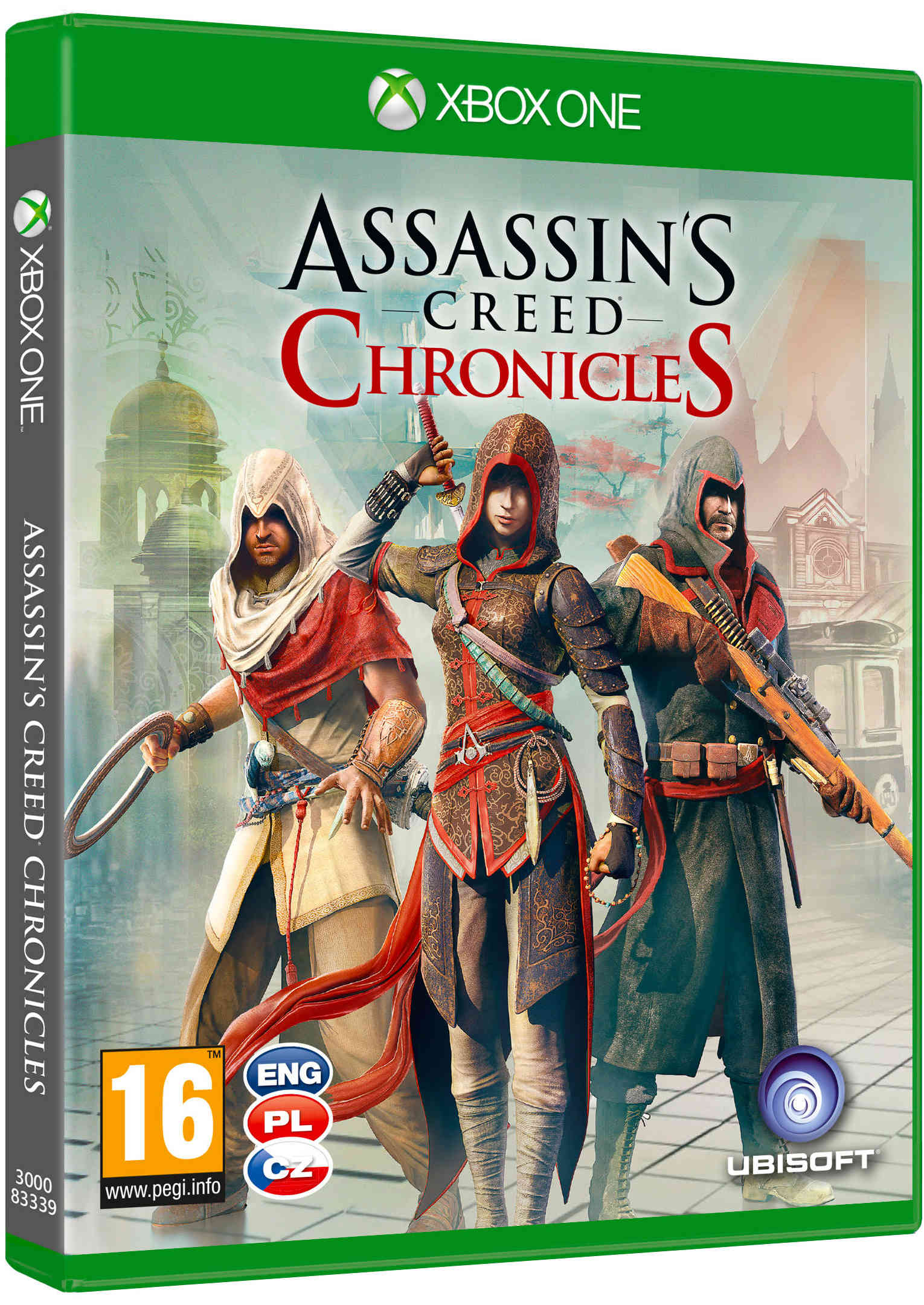 XONE - Assassins Creed Chronicles