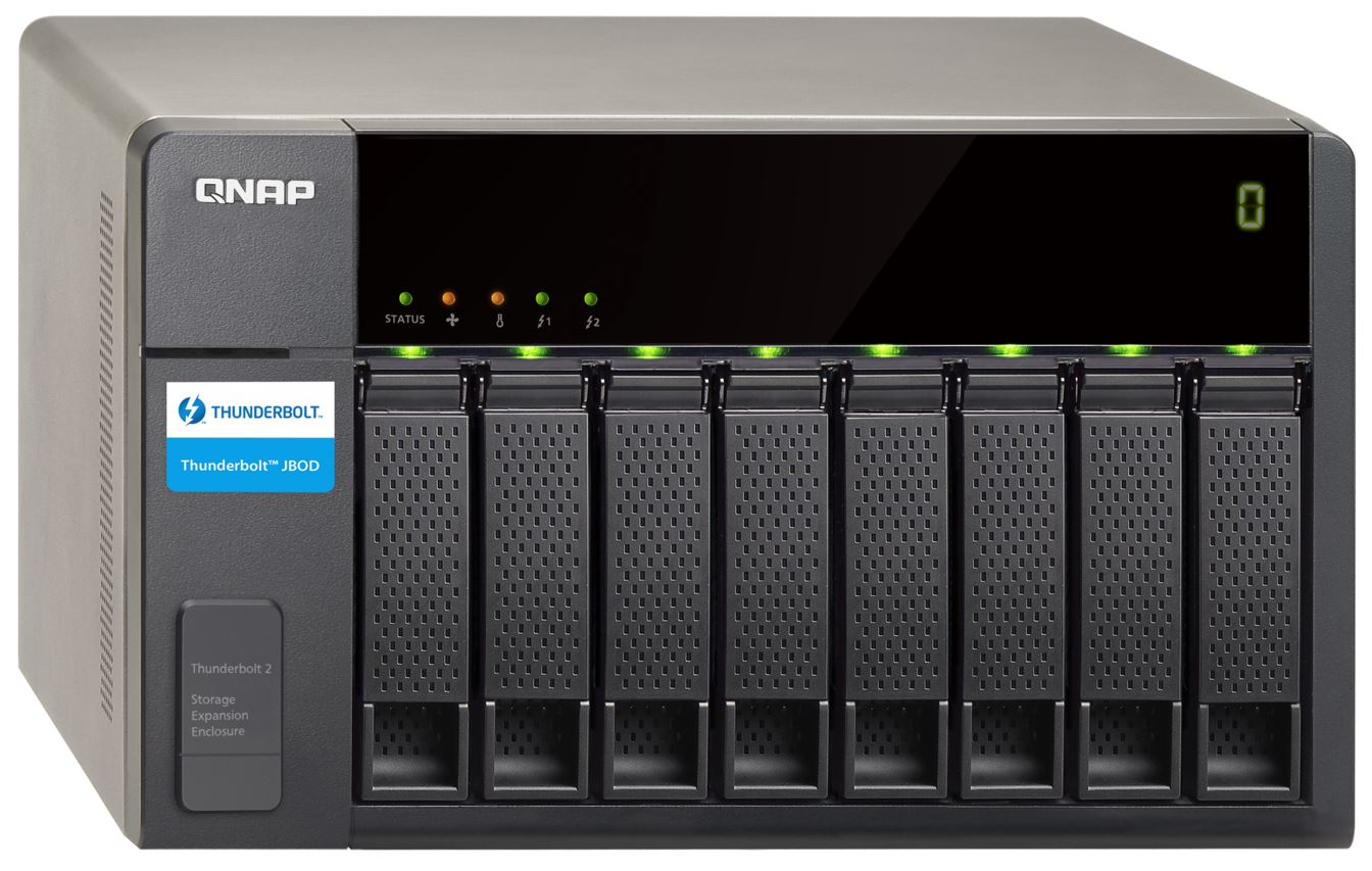 QNAP TX-800P (8-Bay Expansion unit)