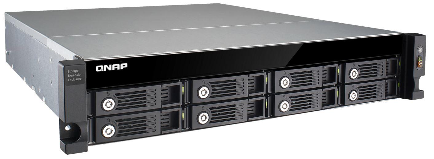 QNAP UX-800U-RP (8-Bay Expansion unit)