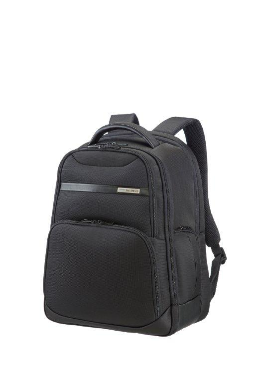 Backpack SAMSONITE 39V09007 13-14.1'' VECTURA comp, tablet, 2pocket, black