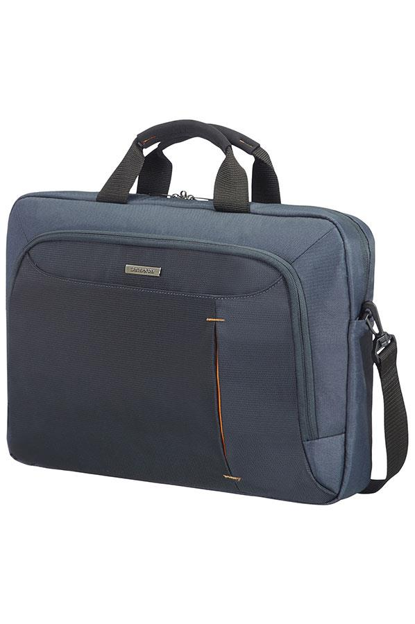 Case SAMSONITE 88U08002 16'' GUARDIT, computer, docu, pocket, d. grey