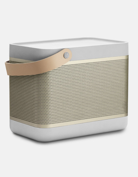 BeoPlay Speakers Beolit 15 Natural Champagne
