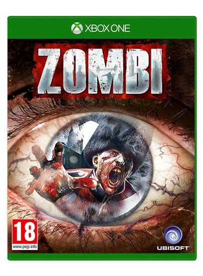 Ubisoft XBox One hra Zombi