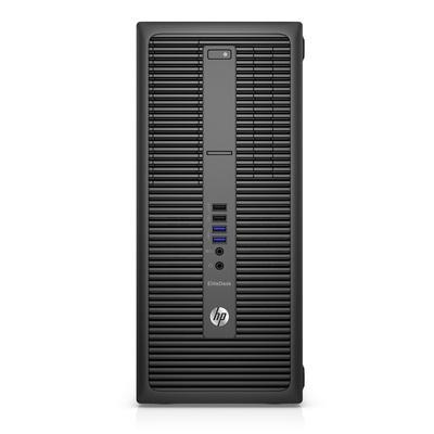 HP EliteDesk 800 G2 TWR i7-6700/4GB/500GB/DVD/3NBD/7+10P