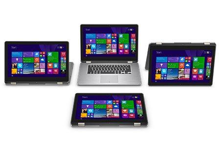 """DELL Inspiron 7568 2v1 Touch/i7-6500U/8GB/256GB SSD/15.6""""/FHD/Win 10 MUI"""
