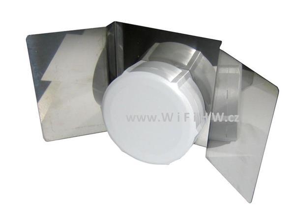 ODR-SXT-Hexagonal • Odrušovač pro Mikrotik RB řady SXT