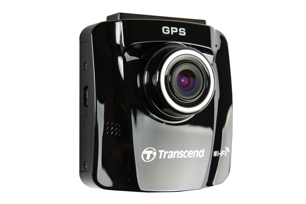 Transcend DrivePro 220 Car video recorder FULL HD 1080p, 2.4'' LCD, micro SDHC