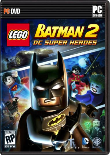 Warner Bros. PC hra LEGO Batman 2: DC Super Heroes
