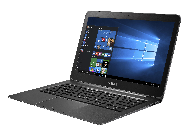 ASUS UX305UA 13.3/i5-6200U/256SSD/8G/W10, černý