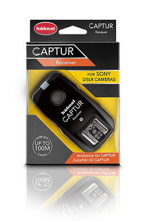 Hähnel CAPTUR Receiver Sony - samostatný přijímač Captur pro Sony