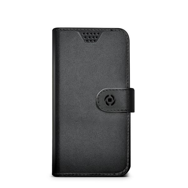 """Uni book pouzdro Wallet, vel. XL, 4.5""""-5"""", černé"""
