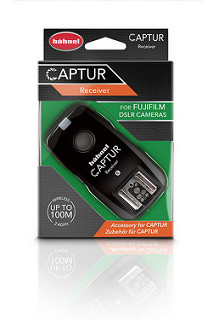 Hähnel CAPTUR Receiver Fuji - samostatný přijímač Captur pro Fuji