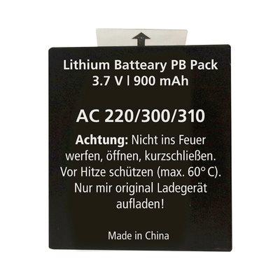 Rollei náhradní baterie pro kamery 300/ 310/ 330/ 300 Plus/ 415