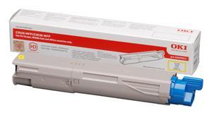 OKI Žlutý toner do C3520 MFP/C3530 MFP/MC350/MC360 (2500 stran)
