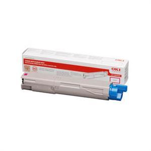 OKI Toner magenta do C3520 MFP/C3530 MFP/MC350/MC360 (2500 stran)