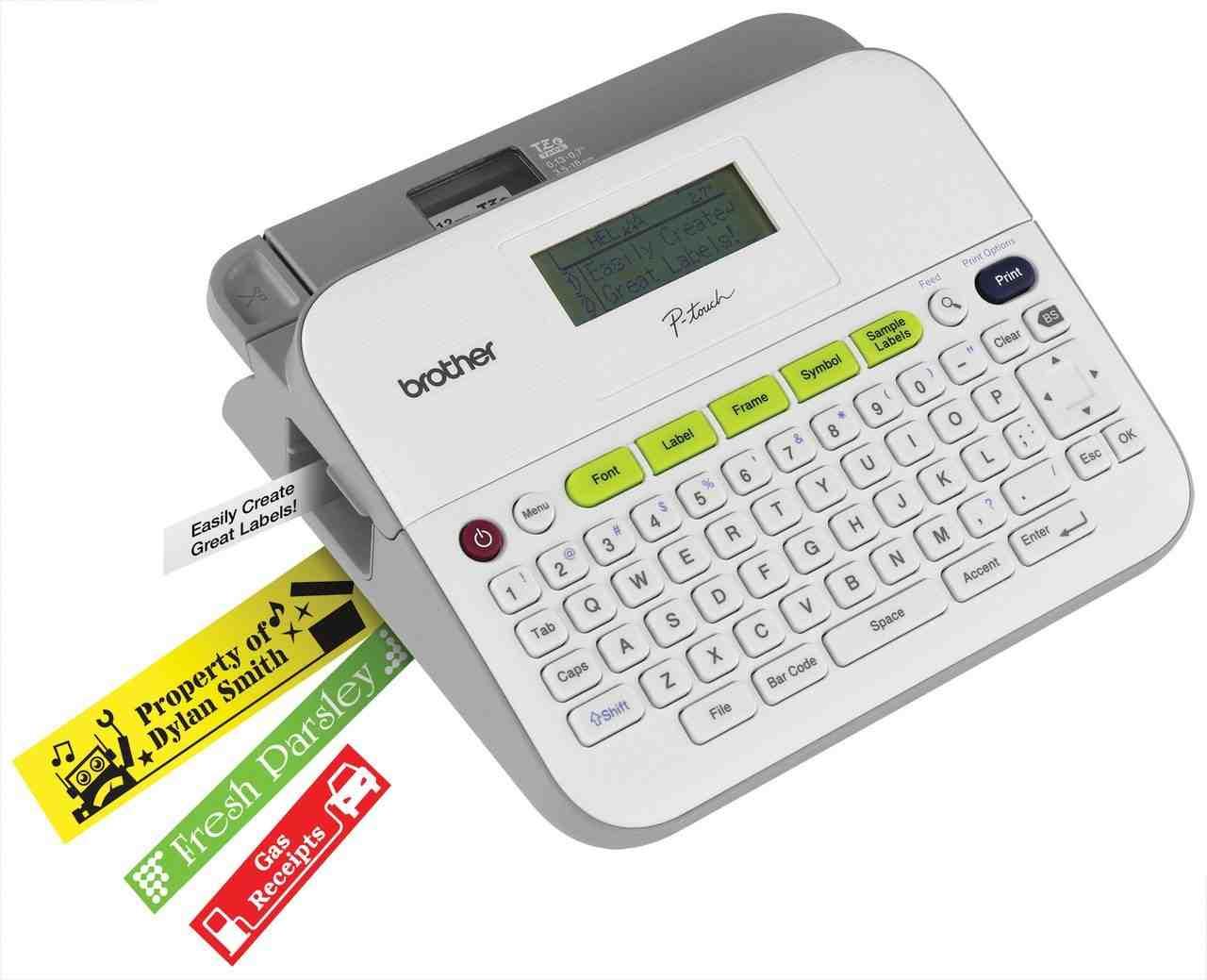 Brother PT-D400 tiskárna samolepících štítků