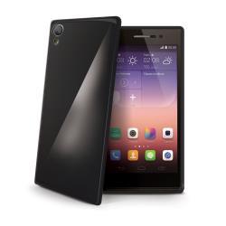 CELLY Huawei Ascend P8 Black Gelskin GELSKIN505BK