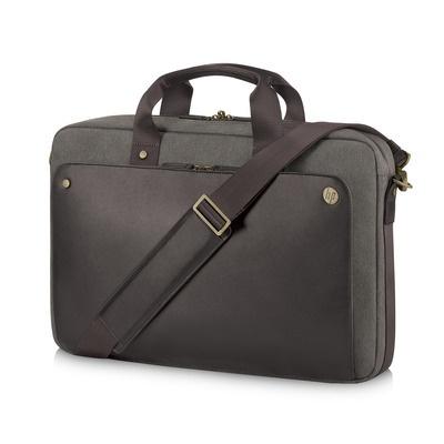 HP Executive 15.6 Brown Top Load