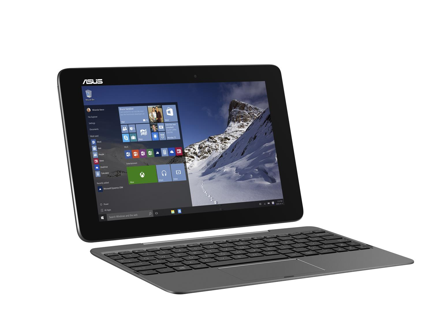 ASUS T100HA 10.1T/Z8500/64GB/4G/Win 10