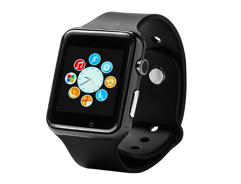 Smartwatch MediaTech Active Watch GSM 1.54inch 240x240, BT3.0, 2G GSM microSIM