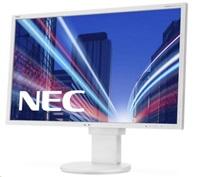 """NEC 27"""" EA275WMi IPS/W-LED/2560x1440/6ms/350cd/D-sub/DVI/DP/HDMI/USB/Repro/bílý"""