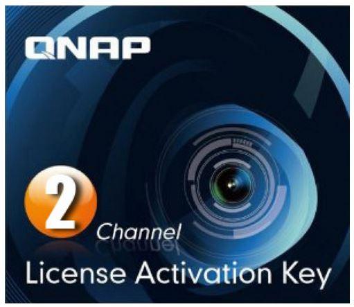 QNAP Camera License Pack x 2