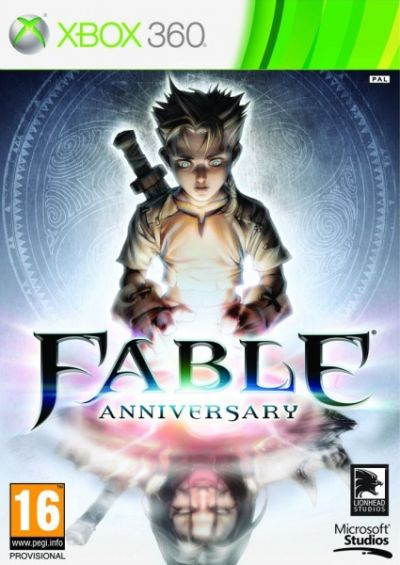 Microsoft XBox 360 hra Fable Anniversary