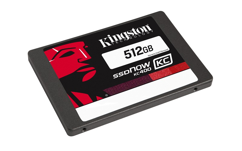 512GB SSD Kingston KC400 SATA 3 2.5 (7mm) kit