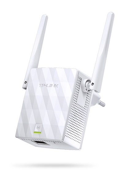 TP-Link TL-WA855RE Wireless Range Extender 802.11b/g/n 300Mbps, 2T2R, 2fixed ant