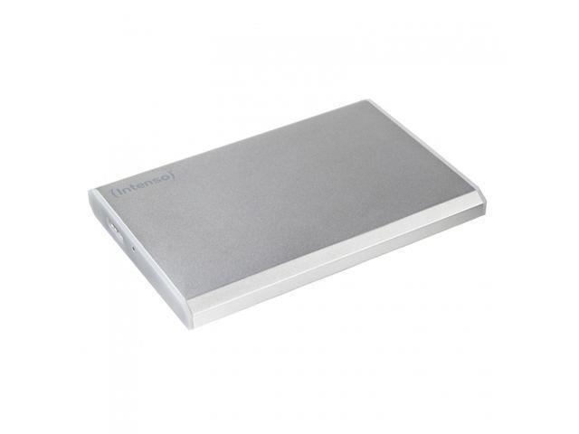 Intenso 2.5'' externí disk MemoryHome 1TB, USB 3.0, stříbro