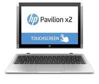 """HP pavilion 12 X2-b000nc / Intel M3-6Y30 / 8GB / 256 GB SSD M.2/Intel® HD 515/12"""" WUXGA+/Win 10/stříbrná"""