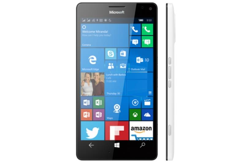 Microsoft Lumia 950 XL White Dual Sim