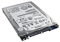 HITACHI (HGST) HDD TRAVELSTAR Z7K500, 500GB, SATAIII/600 7200RPM, 7mm, 32MB cache, 2.5''